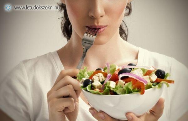 Egészséges étel függőség