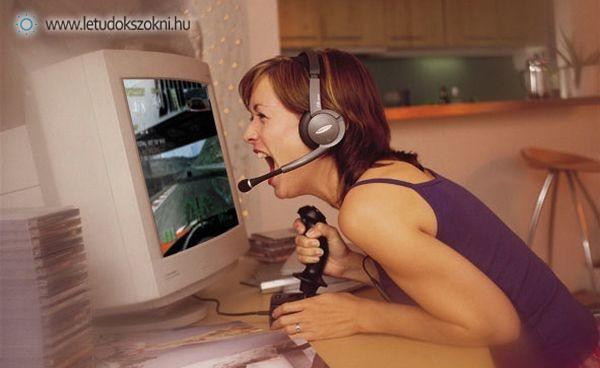 Videojáték függőség