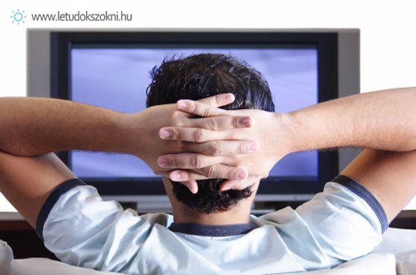 A TV függőség a modernkor egyik betegsége