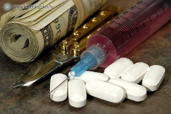A drogokra nagyon könnyű rászokni, viszont annál nehezebb megszabadulni tőle