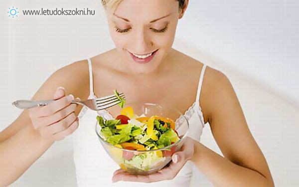 Az egészséges étel függők élete csakis a helyes táplálkozás körül forog